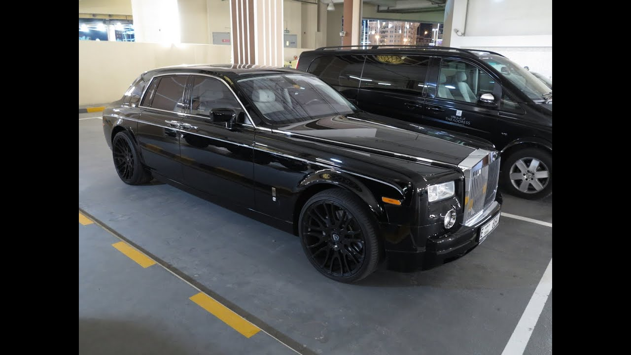 rolls royce ghost blacked out. rolls royce ghost blacked out