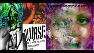 N.U.R.S.E. - Asymmetric Decomposition Aesthetic(Cyber Gore Noise Grind )