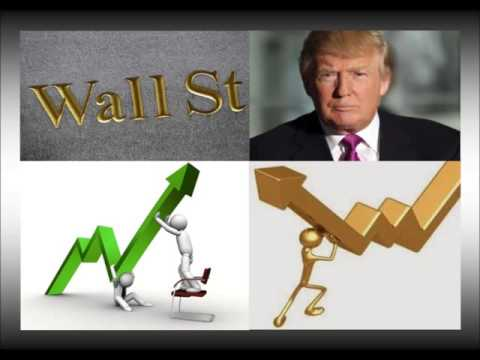 Stock Markets Recover and Gold Prices fall back after a Trump Victory – why?