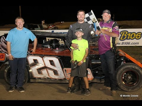 Jacob Fehler WIN i76-Speedway A-Main July 7th 2018