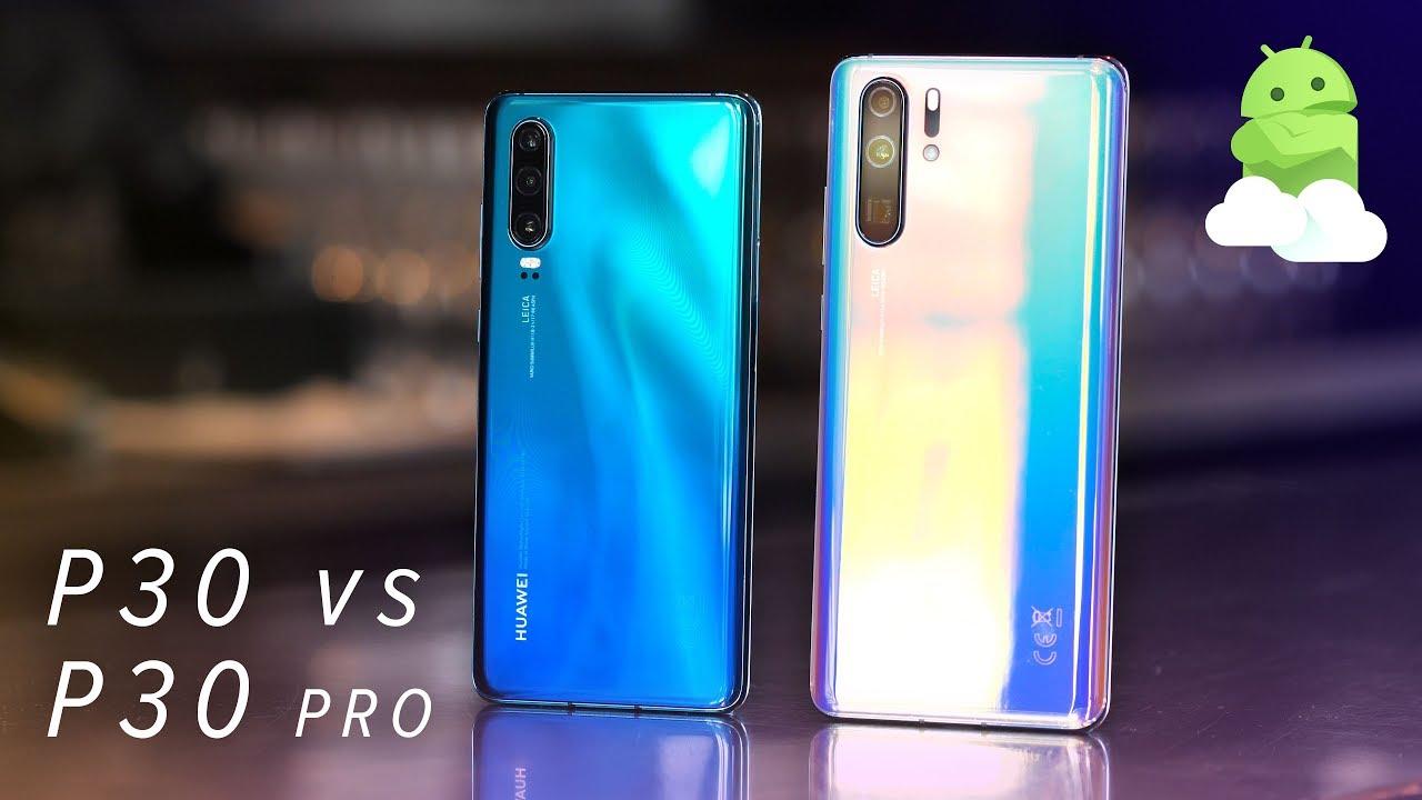 huawei p30 vs p30 pro which should you buy
