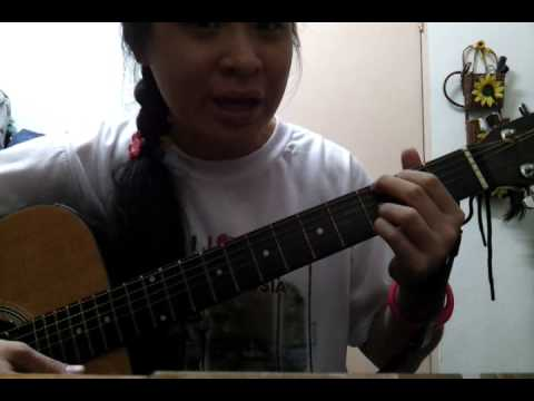 Guitar tutor for simple chords (Heart of Worship in D chord) - YouTube