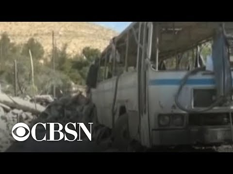 How chemical warfare has impacted Syria's civil war