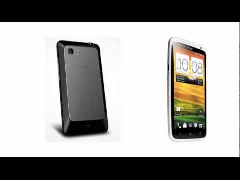 HTC Raider 4G vs HTC One XL, compare specifications