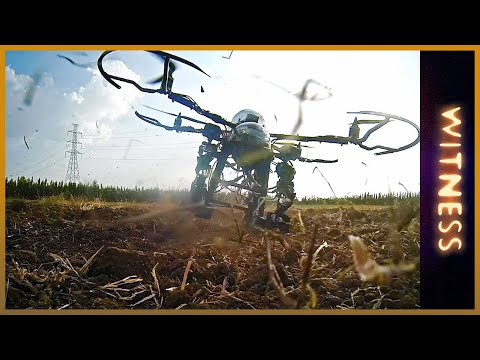 Seeds of Inspiration: Sudan's First Flying Robot Farmer - Witness