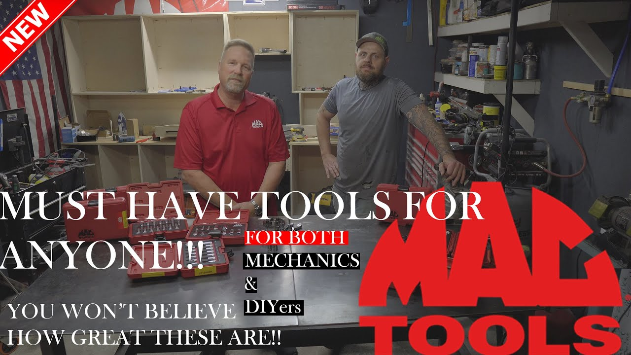 Mac Tools Talks About Their RBRT (Rounded Bolt Removal Technology) Line