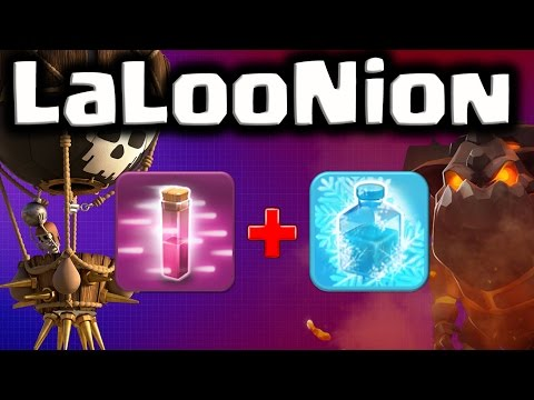 Th11 LavaLooNion ( Haste + Freeze )
