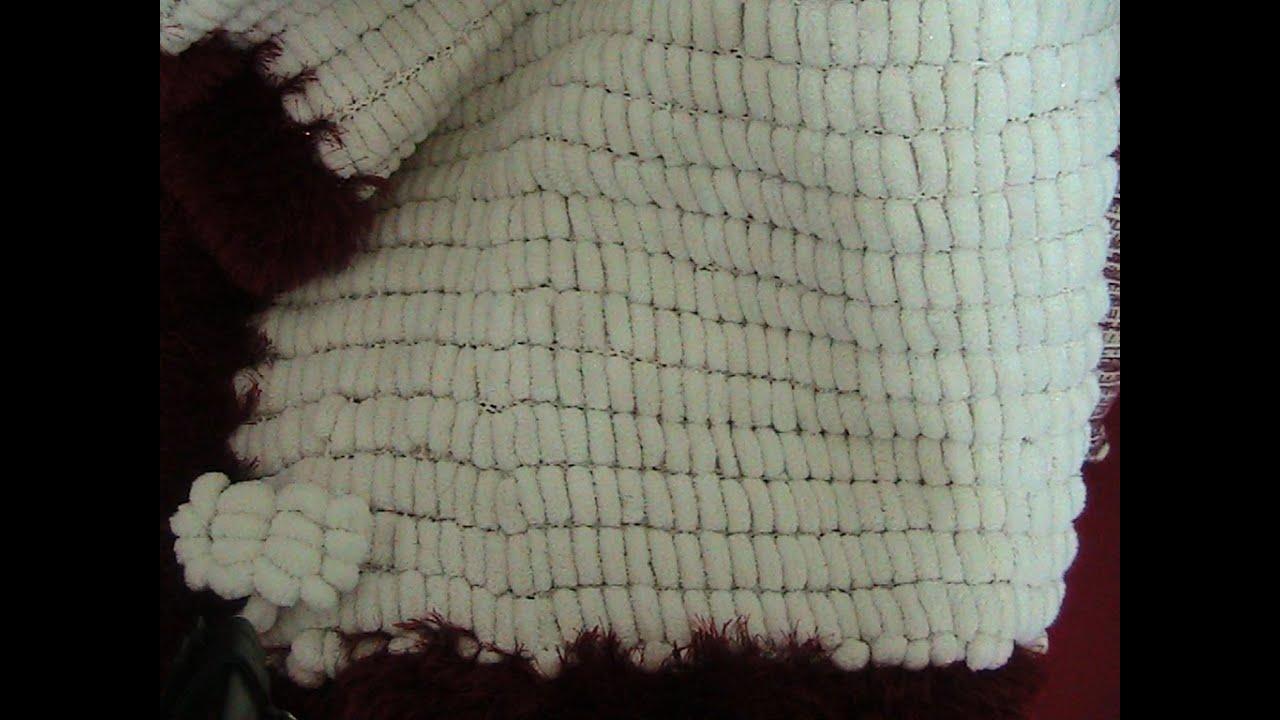 Akıllı İp İle Battaniye Yapımı