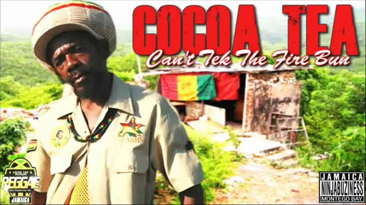 Cocoa Tea - Can't Tek the Fire Bun - YouTube