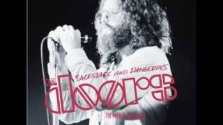 The Doors - Build Me A Woman (Backstage & Dangerous)