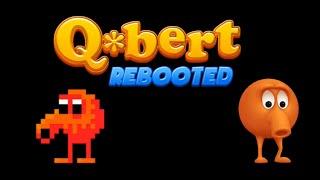 Q*Bert (QBert) Rebooted (PS4) - Levels 1 to 4
