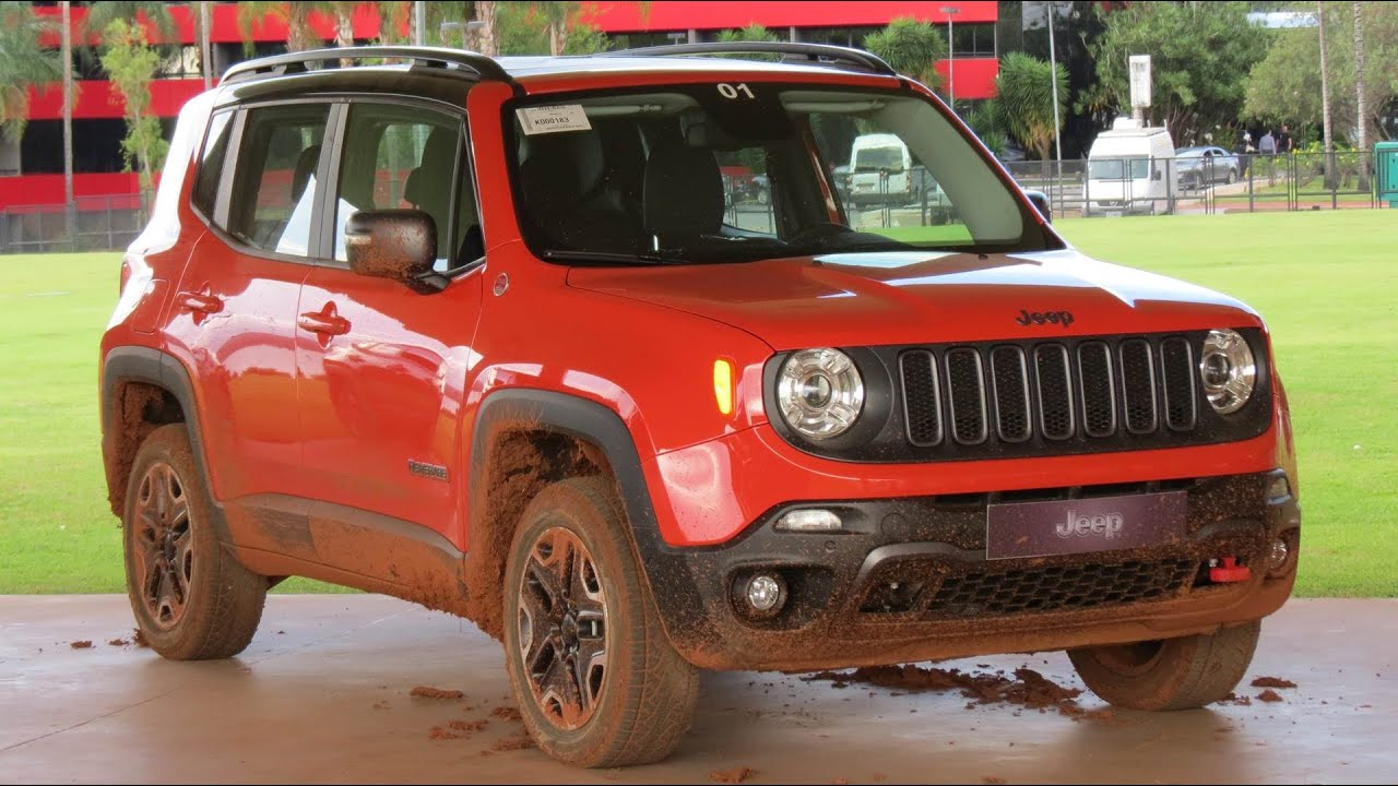 jeep renegade 4x4 diesel detalhes das vers es youtube. Black Bedroom Furniture Sets. Home Design Ideas