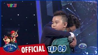 VietNam Idol Kids : Thần Tượng Âm Nhạc Nhí 2017 Tập 9 Full HD