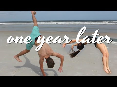 One Year Later | St. Augustine Beach Travel Diary