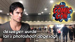 Fragen zur Comic Con Dortmund 2019 beantworten :)