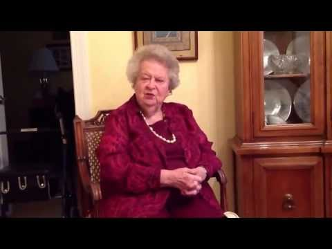 90-Year-Old's Hilarious Tongue Twister