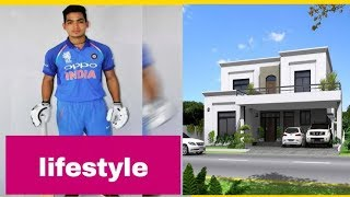 Anuj Rawat (India under 19 caption) lifestyle, income, house, car, family , biography