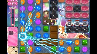 Candy Crush Saga Level 1406 (3 ★★★)