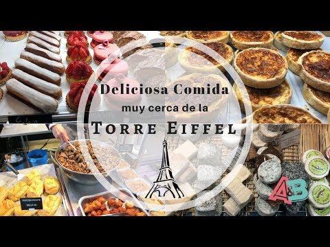 Dónde comer cerca de la Torre Eiffel: la calle que tiene todo ✨/ Ana y Bern