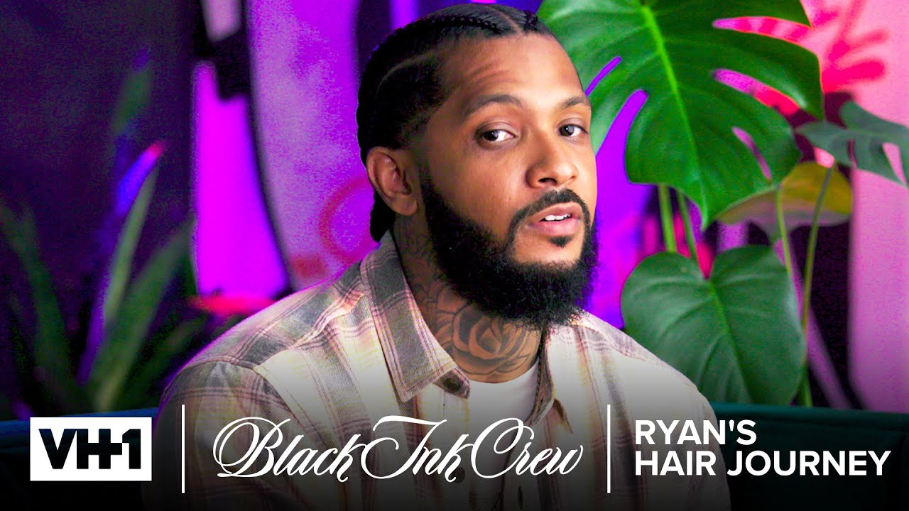 Ryan Henry Reacts To All His Old Looks!   Black Ink Chicago