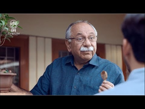 EFU Life Insurance Plan - Corporate Campaign 2018