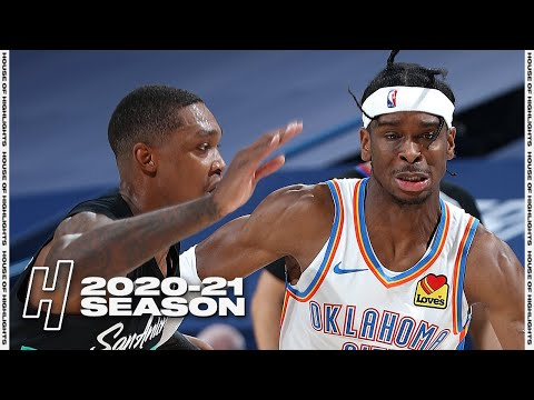 San Antonio Spurs vs Oklahoma City Thunder - Full Game Highlights | February 24, 2021 | NBA Season