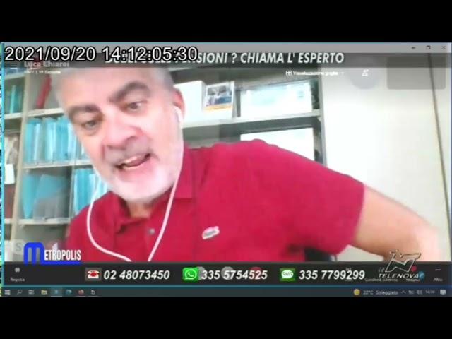 METROPOLIS PENSIONI CGIL 20 SET 2021