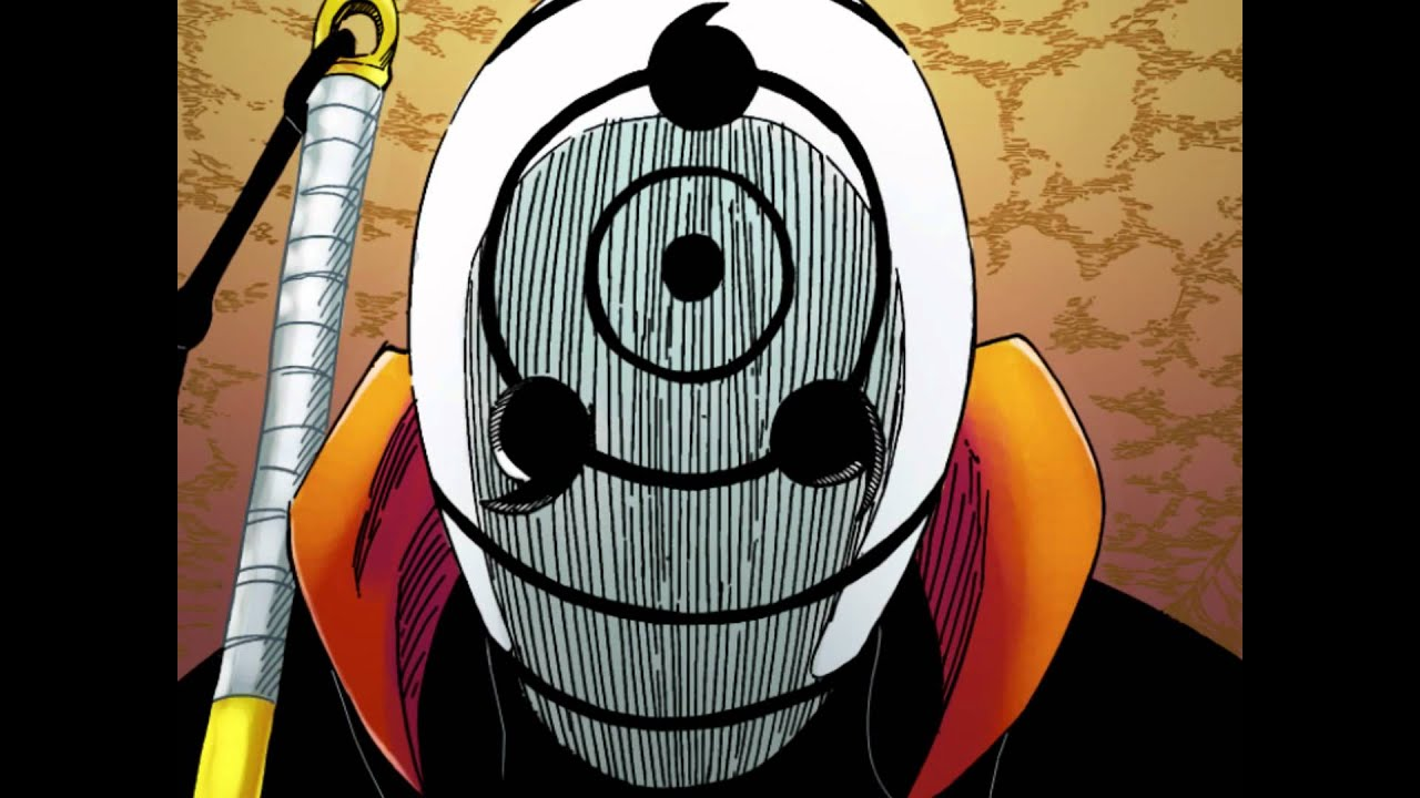 Uchiha Madara - New White Mask's secret - YouTube