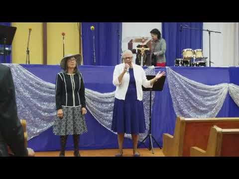 Pastor Gloria Chatman Perkins, New Jerusalem Deliverance Ctr Remnant