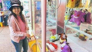 Busch Gardens Claw Machines!