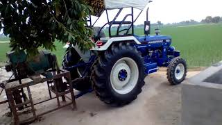 Farmtrac 60 Epi Classic (supermaxx) On Altenator