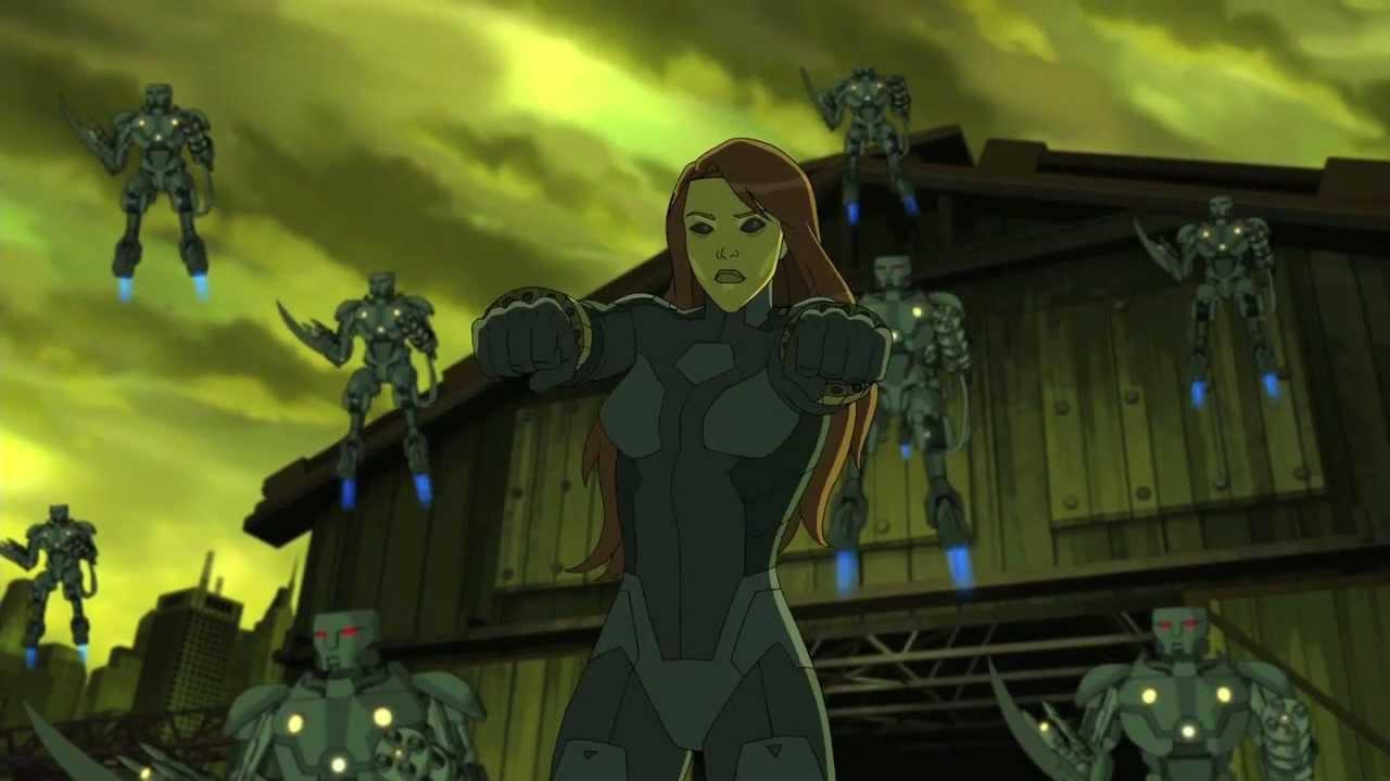 Resultado de imagen para avengers assemble planet doom