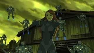 "Marvel's Avengers Assemble Season 1 Episode 15 ""Planet Doom"" Clip"