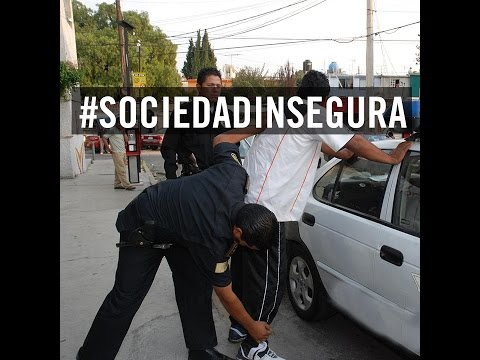 #SociedadInsegura