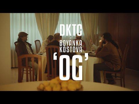 """""""OG"""", de Dios Ke Te Crew feat. Boyanka Kostova"""