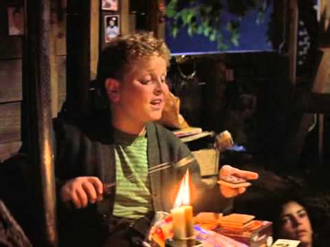The Sandlot 1993 funny parts, smores, pool, insults, fat kid, catcher, Patrick Renna