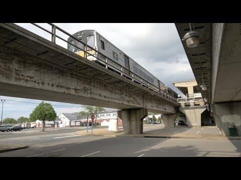 LIRR - Massapequa Park - Local and Express Trains