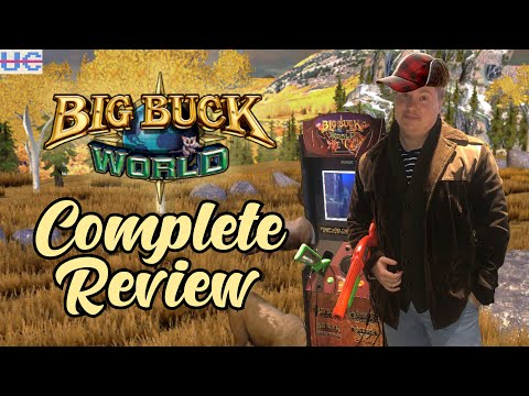 Big Buck Hunter Arcade1up Review: How Is It Really? Big Buck World | Big Buck Hunter Pro from Unqualified Critics