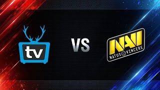 WePlay vs Natus Vincere - day 2 week 7 Season I Gold Series WGL RU 2016/17