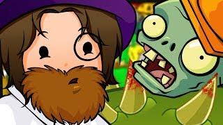 Wir klatschen den Boden voller Stacheln! ☆ Plants vs. Zombies