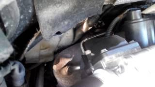 клапан ЕГР (EGR) Похоже на свист турбины. VW Passat B6 TDI