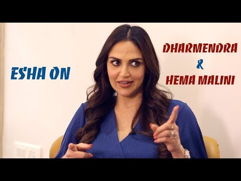 """Looking at Dharmendra & Hema Malini, You see AGE is Not a BARRIER"": Esha Deol"