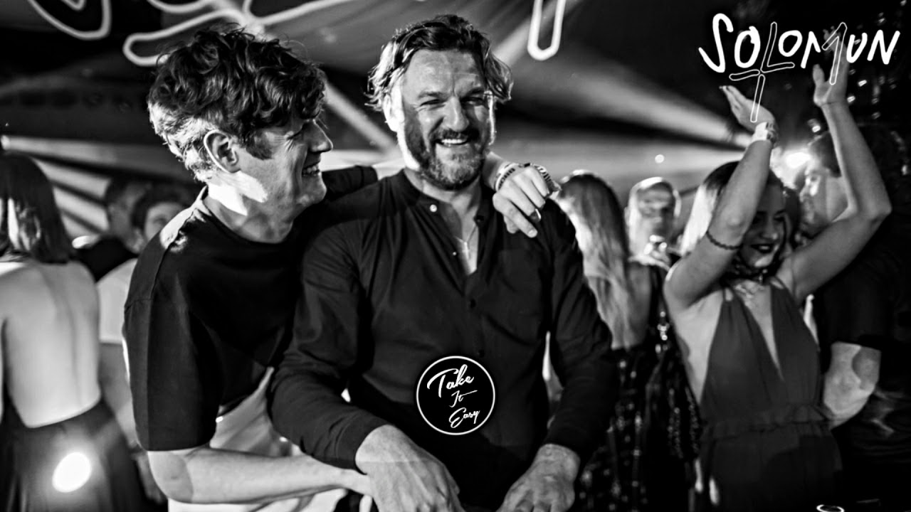 Agoria – You're Not Alone (Solomun Remix)
