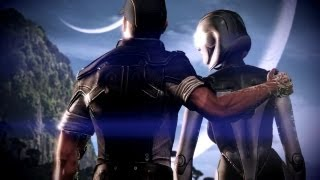 (SPOILERS) Mass Effect 3 - Green Synthesis Ending (2012)