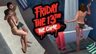 Nueva Cabaña Virtual !! Muchos secretos ! Friday the 13th | Viernes 13 el videojuego