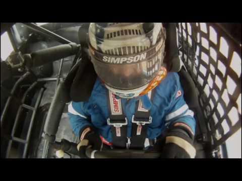 Jeff Dillon Hagerstown speedway practice 3-25-17
