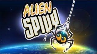 Alien Spidy Gameplay Trailer