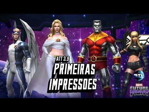 ATT 3.9 : Primeiras Impressões - MARVEL Future Fight