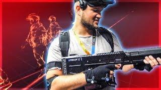 Я В ШОКЕ! ВИРТУАЛЬНАЯ РЕАЛЬНОСТЬ НАЯВУ VR | Gamescom 2017