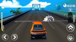 SPEED CAR BUMPS CHALLENGE #Android Gameplay HD #Car Games 1 #Racing Games Download #Game Downloading